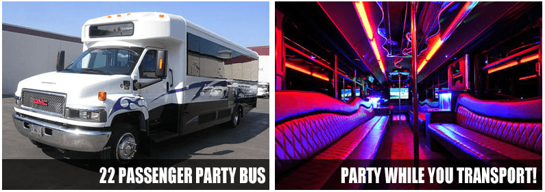Party Bus Rentals Little Rock